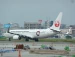 yanaさんが、福岡空港で撮影した日本トランスオーシャン航空 737-8Q3の航空フォト(写真)