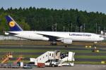 Timothyさんが、成田国際空港で撮影したルフトハンザ・カーゴ 777-FBTの航空フォト(写真)