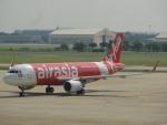 Rsaさんが、ドンムアン空港で撮影したタイ・エアアジア A320-216の航空フォト(写真)