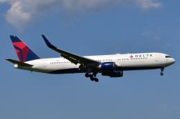 Timothyさんが、成田国際空港で撮影したデルタ航空 767-332/ERの航空フォト(写真)