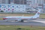たかきさんが、福岡空港で撮影した中国東方航空 737-89Pの航空フォト(写真)