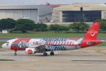 安芸あすかさんが、ドンムアン空港で撮影したタイ・エアアジア A320-216の航空フォト(写真)