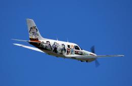 なごやんさんが、名古屋飛行場で撮影した日本個人所有 PA-46-310P Malibuの航空フォト(写真)