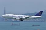 あにいさんが、香港国際空港で撮影したACTエアラインズ 747-428F/ER/SCDの航空フォト(写真)