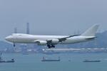 あにいさんが、香港国際空港で撮影したアトラス航空 747-87UF/SCDの航空フォト(写真)