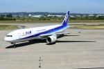 sky77さんが、富山空港で撮影した全日空 777-281の航空フォト(写真)