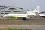 VICTER8929さんが、羽田空港で撮影した杉杉企業 Falcon 7Xの航空フォト(写真)