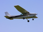 VICTER8929さんが、龍ヶ崎飛行場で撮影した日本個人所有 172P Skyhawk IIの航空フォト(写真)