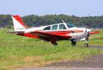 VICTER8929さんが、龍ヶ崎飛行場で撮影した日本法人所有 E33 Bonanzaの航空フォト(写真)