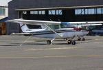 VICTER8929さんが、龍ヶ崎飛行場で撮影した新中央航空 172P Skyhawk IIの航空フォト(写真)