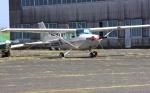VICTER8929さんが、龍ヶ崎飛行場で撮影した新中央航空 172P Skyhawkの航空フォト(写真)