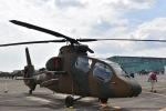 音さん@飛行機バカさんが、目達原駐屯地で撮影した陸上自衛隊 OH-1の航空フォト(写真)