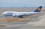 amagoさんが、関西国際空港で撮影したルフトハンザドイツ航空 747-430の航空フォト(写真)
