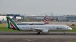 flytaka78さんが、ロンドン・ヒースロー空港で撮影したアリタリア航空 A321-112の航空フォト(写真)