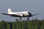wildcookieさんが、帯広空港で撮影したスーパーコンステレーション飛行協会 DC-3Aの航空フォト(写真)