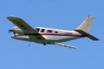 YAMMARさんが、龍ヶ崎飛行場で撮影したフジ・インバック PA-34-220T Seneca IIIの航空フォト(写真)