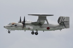 LEGACY747さんが、那覇空港で撮影した航空自衛隊 E-2C Hawkeyeの航空フォト(写真)