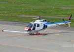 NINEJETSさんが、中標津空港で撮影した中日本航空 AS350B3 Ecureuilの航空フォト(写真)
