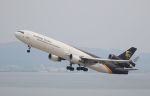 ジェットジャンボさんが、関西国際空港で撮影したUPS航空 MD-11Fの航空フォト(写真)