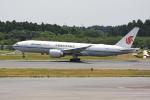 いっとくさんが、成田国際空港で撮影した中国国際貨運航空 777-FFTの航空フォト(写真)