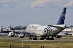 トラッキーさんが、成田国際空港で撮影したチャイナエアライン 747-409の航空フォト(写真)