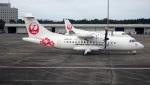 maysnowさんが、鹿児島空港で撮影した日本エアコミューター ATR-42-600の航空フォト(写真)