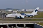妄想竹さんが、クアラルンプール国際空港で撮影したマレーシア航空 A380-841の航空フォト(写真)