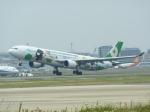 yanaさんが、福岡空港で撮影したエバー航空 A330-302Xの航空フォト(写真)