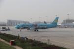 TAOTAOさんが、青島流亭国際空港で撮影した北京首都航空 A320-232の航空フォト(写真)