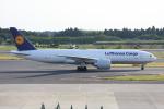 いっとくさんが、成田国際空港で撮影したルフトハンザ・カーゴ 777-FBTの航空フォト(写真)