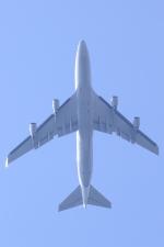 多楽さんが、成田国際空港で撮影したユナイテッド航空 747-422の航空フォト(写真)