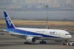 shunkewingさんが、羽田空港で撮影した全日空 777-281の航空フォト(写真)