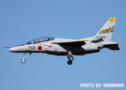 snowmanさんが、岐阜基地で撮影した航空自衛隊 T-4の航空フォト(写真)