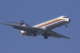senyoさんが、羽田空港で撮影した日本エアシステム MD-87 (DC-9-87)の航空フォト(写真)