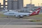 ジェットジャンボさんが、羽田空港で撮影したカンタス航空 747-438/ERの航空フォト(写真)