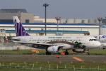 多楽さんが、成田国際空港で撮影した香港エクスプレス A320-232の航空フォト(写真)