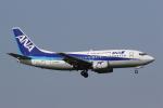 多楽さんが、成田国際空港で撮影したANAウイングス 737-54Kの航空フォト(写真)