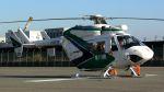 航空見聞録さんが、神戸ヘリポートで撮影した香川県防災航空隊 BK117B-1の航空フォト(写真)