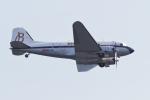岡崎美合さんが、幕張海浜公園(レッドブル・エアレース会場内)で撮影したスーパーコンステレーション飛行協会 DC-3Aの航空フォト(写真)