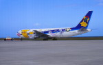 動物村猫君さんが、大分空港で撮影した全日空 767-381の航空フォト(写真)