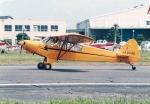 takamaruさんが、静浜飛行場で撮影した静岡県航空協会 PA-18-150 Super Cubの航空フォト(写真)