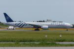 Tomo-Papaさんが、成田国際空港で撮影したエールフランス航空 777-328/ERの航空フォト(写真)