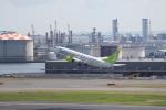 sakanayahiroさんが、羽田空港で撮影したソラシド エア 737-81Dの航空フォト(写真)