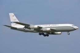 デルタおA330さんが、横田基地で撮影したアメリカ空軍 OC-135B (717-158)の航空フォト(写真)