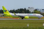 Tomo-Papaさんが、成田国際空港で撮影したジンエアー 737-8SHの航空フォト(写真)