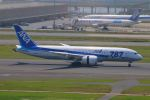 zero1さんが、羽田空港で撮影した全日空 787-8 Dreamlinerの航空フォト(写真)
