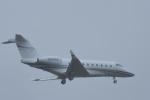 くーぺいさんが、新千歳空港で撮影したGULFSTREAM AEROSPACE CORP Gulfstream G280の航空フォト(写真)