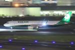 板付蒲鉾さんが、福岡空港で撮影したエバー航空 A321-211の航空フォト(写真)