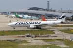 sumihan_2010さんが、関西国際空港で撮影したフィンエアー A330-302Xの航空フォト(写真)