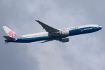 kosiさんが、台湾桃園国際空港で撮影したチャイナエアライン 777-309/ERの航空フォト(写真)